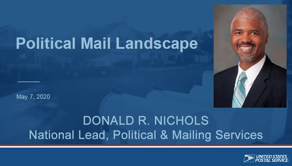 Political Mail Landscape